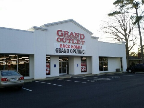 Grand Furniture Outlet Virginia Beach Blvd