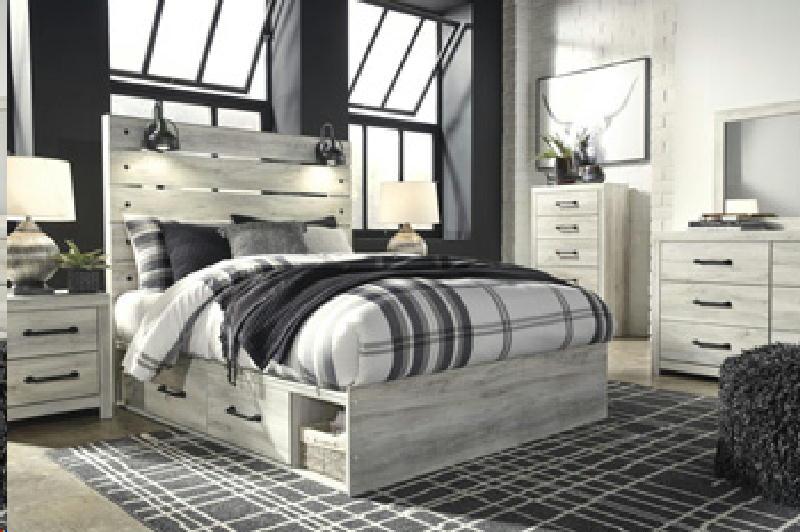 5 Pcs Full Bedroom