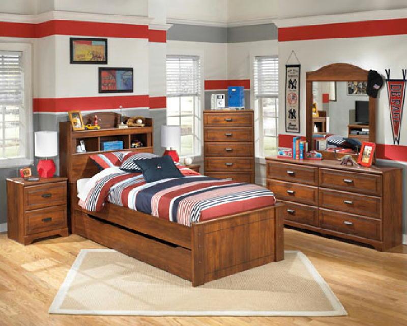 5 Pcs Twin Bkse Bedroom
