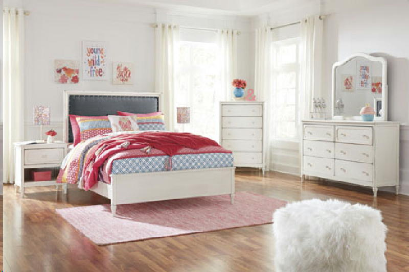 5 Pcs Twin Panel Bedroom