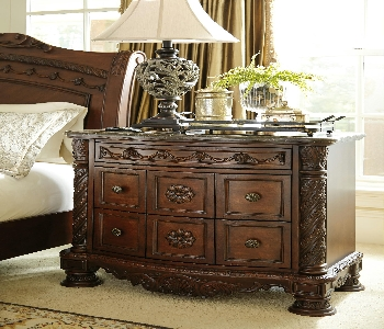 3Drawer Night Stand