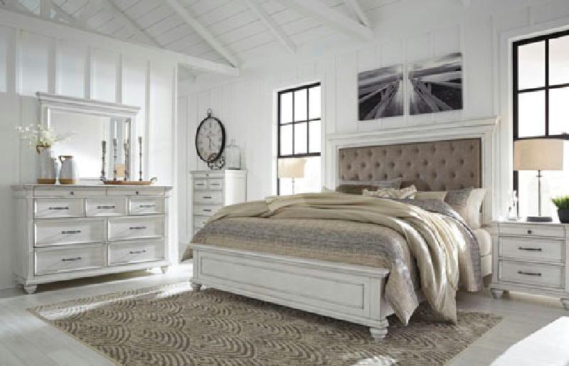 5 Pcs King Uph Bedroom