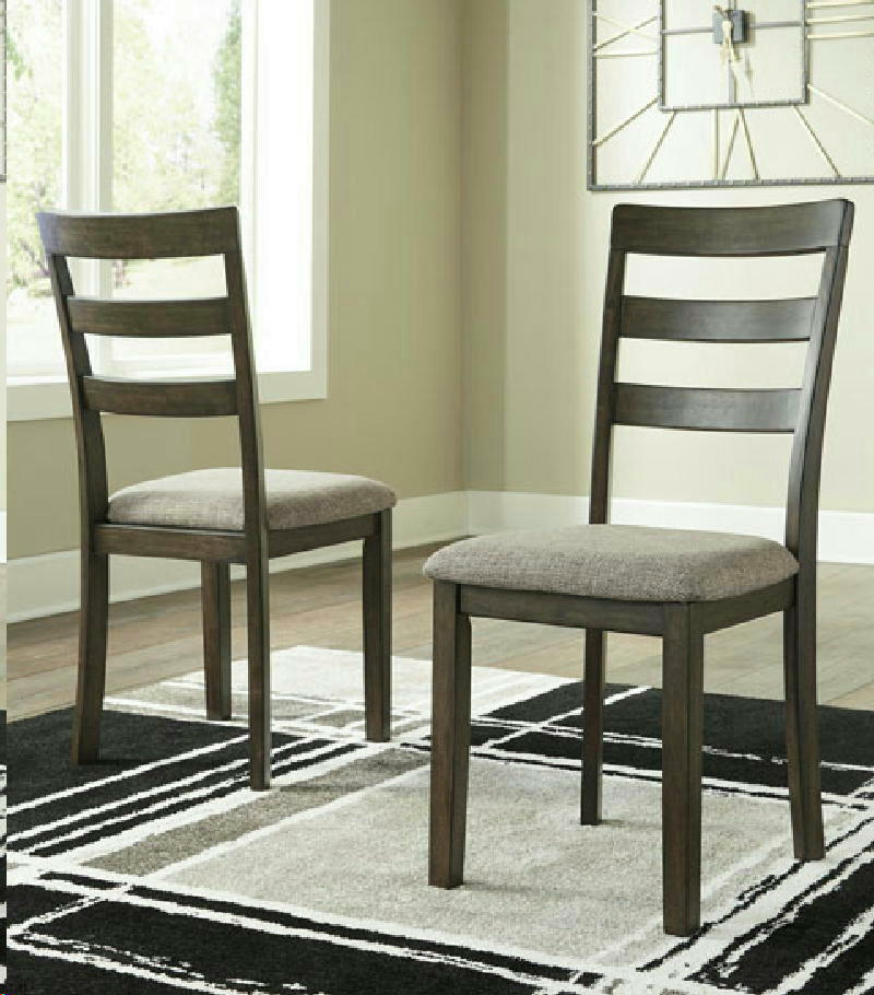 Dining UPH Side Chair 2CN