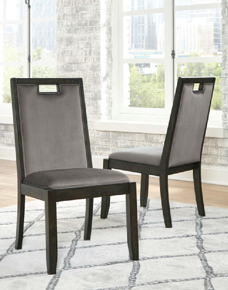 UPH Side Chair pair
