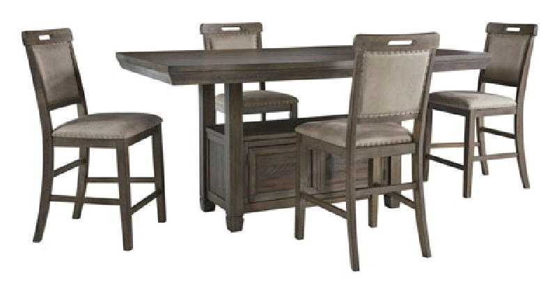 RECT Dining Counter Table