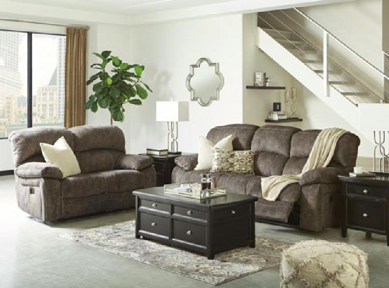 PWR Rec. Sofa wAdj. Headrest