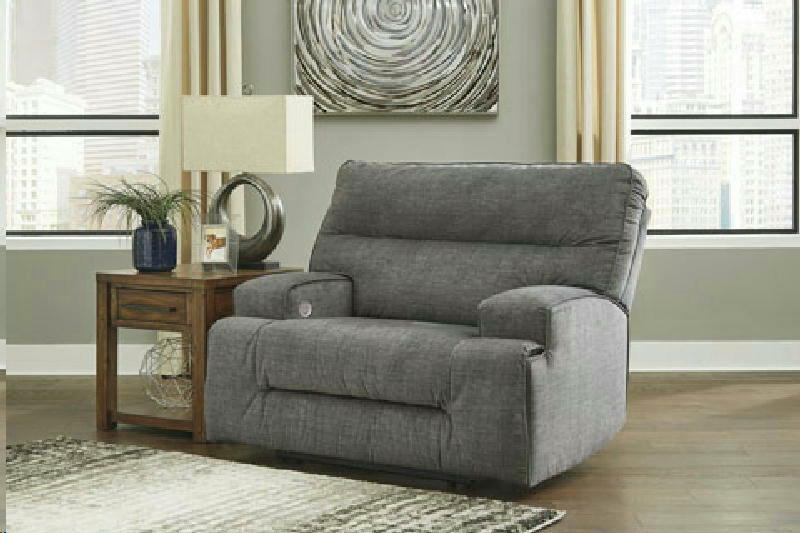 PWR Wide Seat Recliner