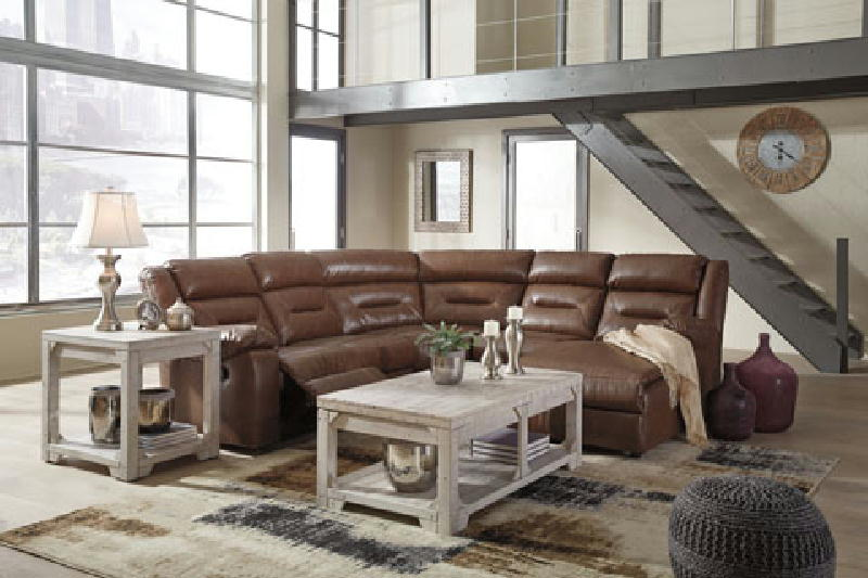 6 PC Sectional LAF PWR