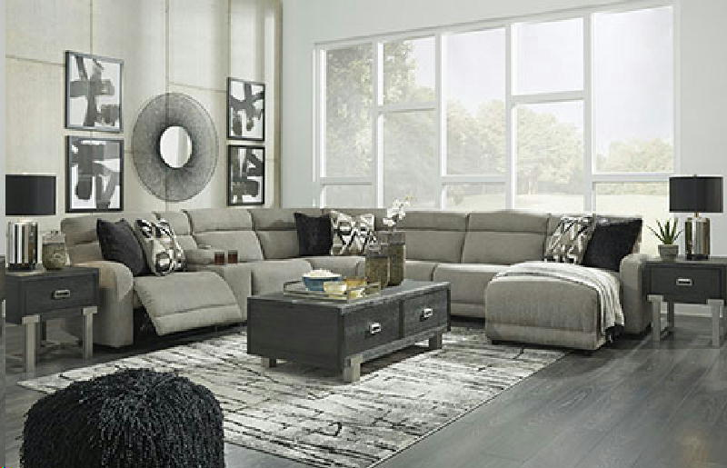 3 Pc PWR Sectional