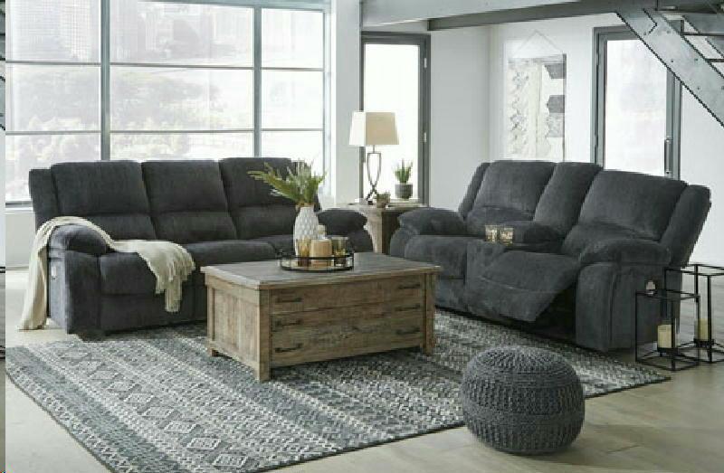 Reclining Sofa & Loveseat