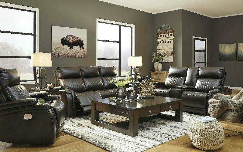 Pwr Recl Sofa and Loveseat P2