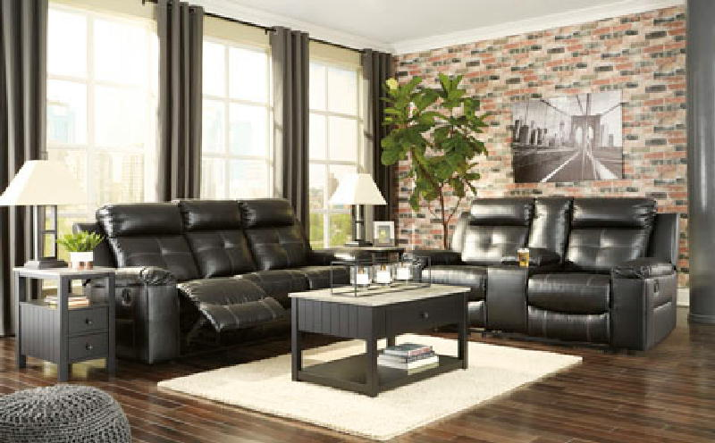 Reclining Sofa & REC Loveseat