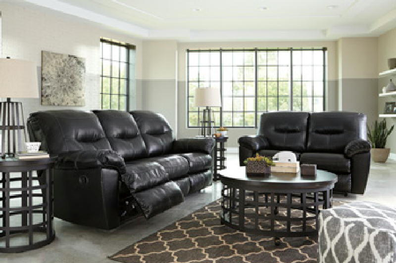 Rec Sofa and Loveseat