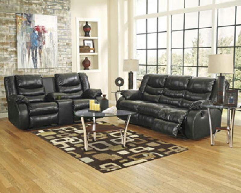 Reclining Sofa & LS wConsole