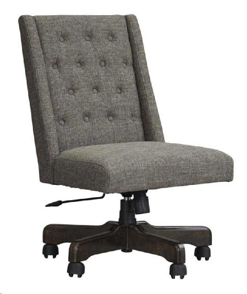 Office Swivel Chair Graphite