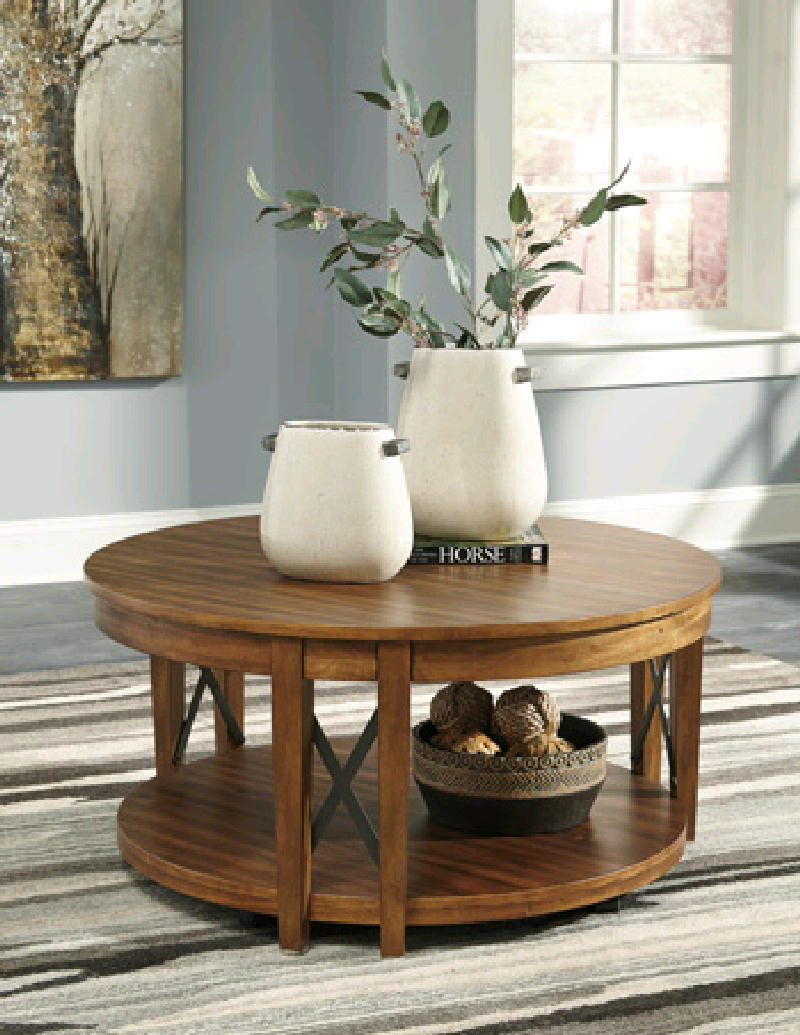 Cocktail Table & 2 End Table