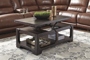 Cocktail Table &2 End tables
