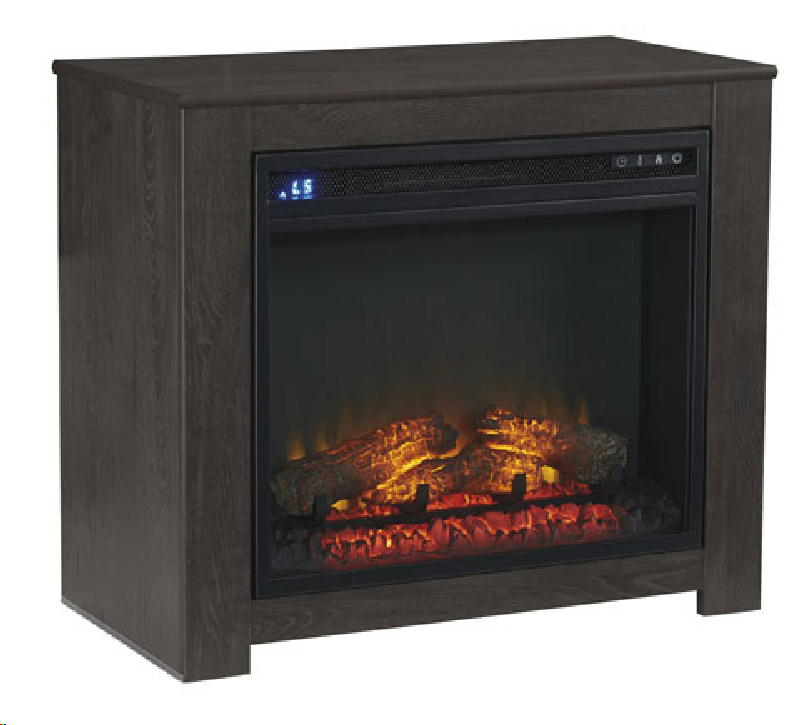 Fireplace Mantel wInsert SPO