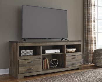 LG TV Stand wFire Option