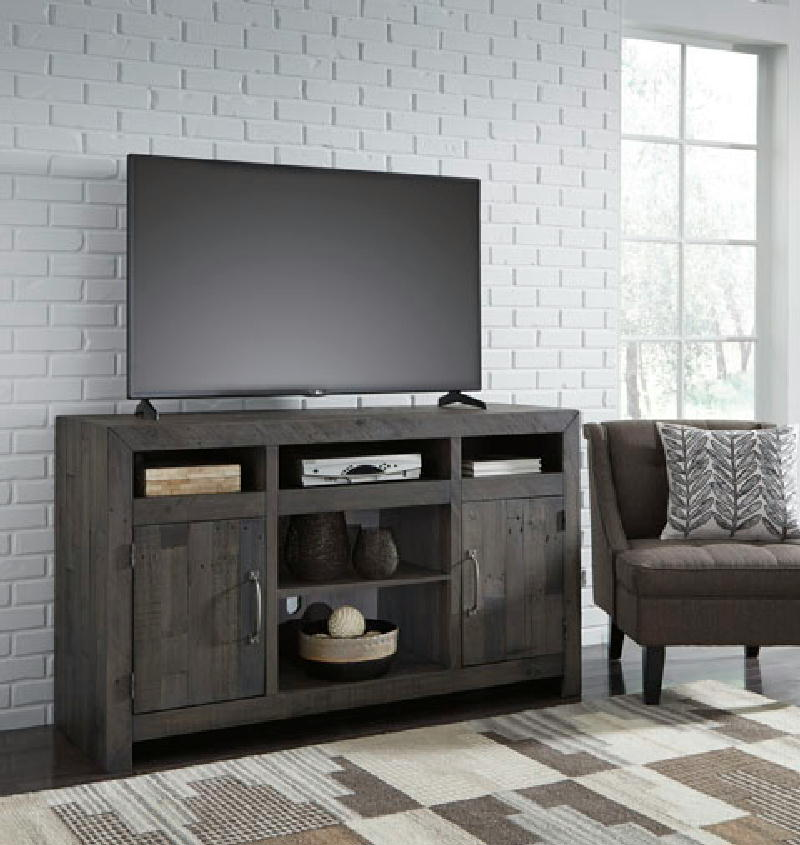 LG TV Stand wFireplace Option