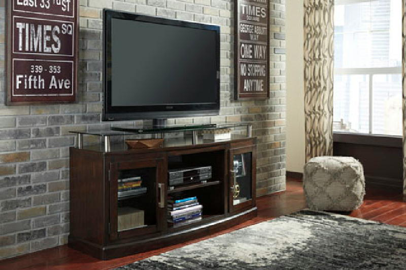 TV Stand wFireplace Option