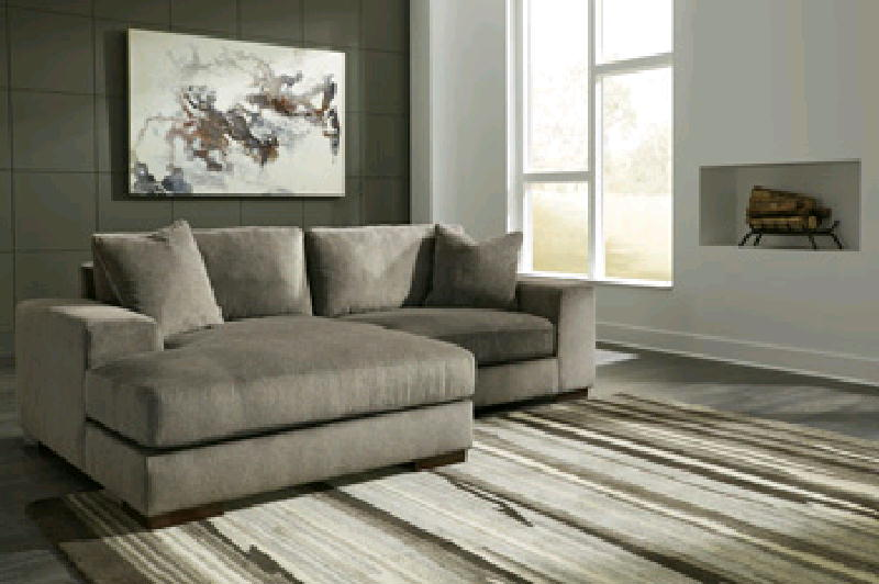 2 PC RAF Chaise Sectional