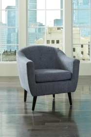 Accent Chair Denim