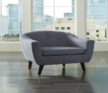 Accent Chair Denim SPO