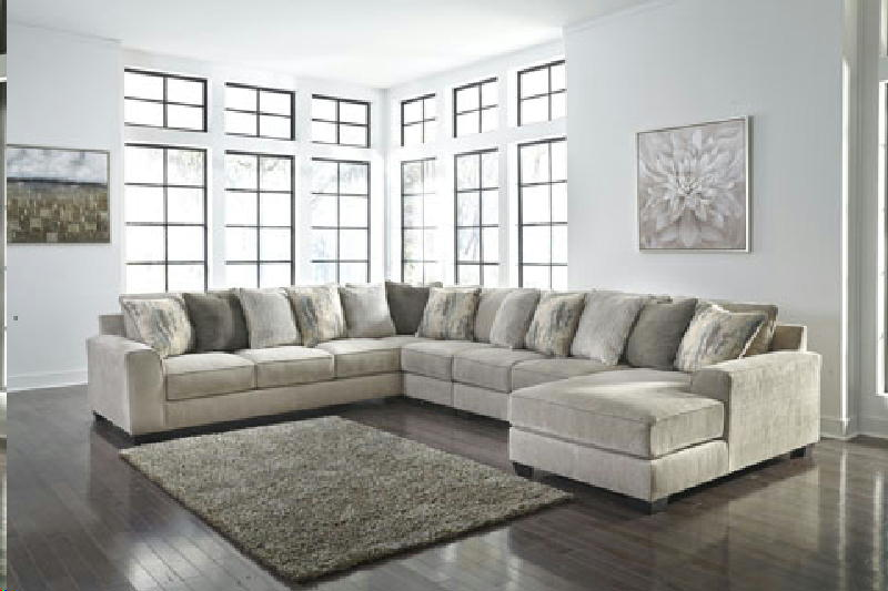 4 pc Sectional