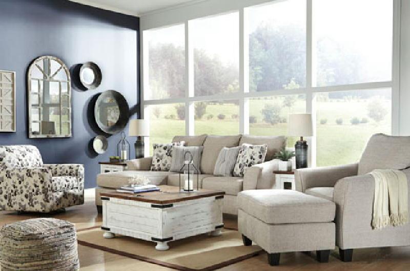 Sofa Chaise & Chair
