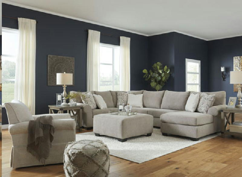 3pc RAF Sofa Sectional
