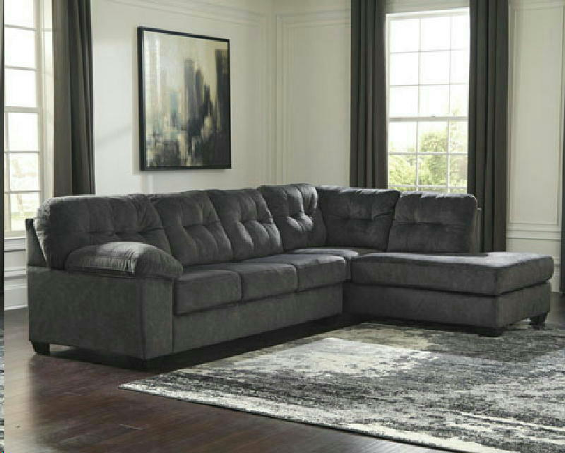 2 Pcs Laf  Sectional