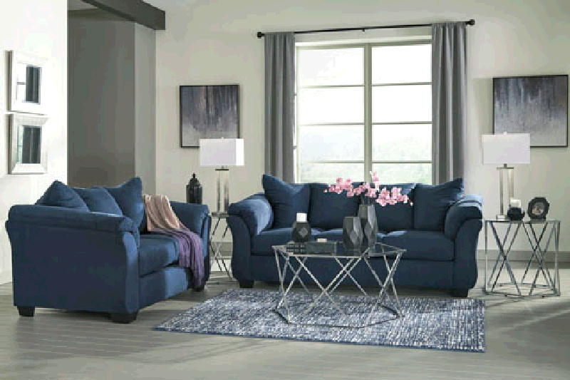 Darcy Blue - Sofa
