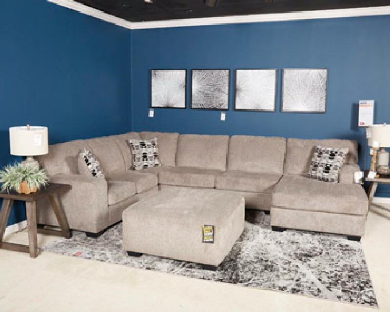 SPO 3 pc Sectional RAF Sofa