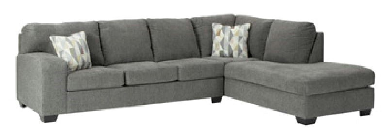 2pc LAF Sectional
