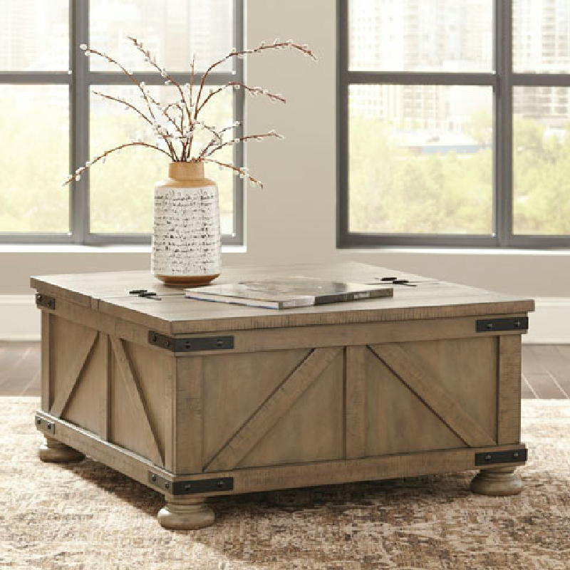 Cocktail Table w2End Tables
