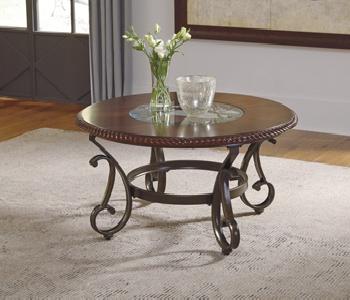 Sporound cocktail table