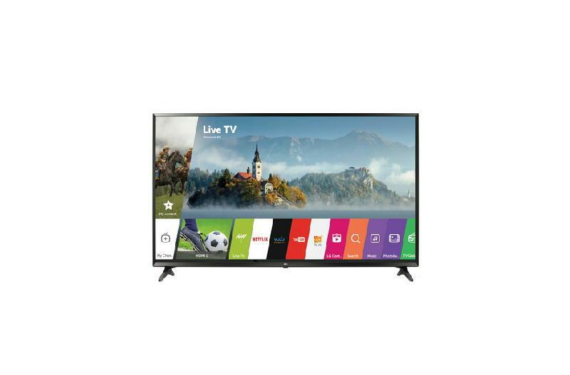 43 inch 4K UHD Smart LED TV