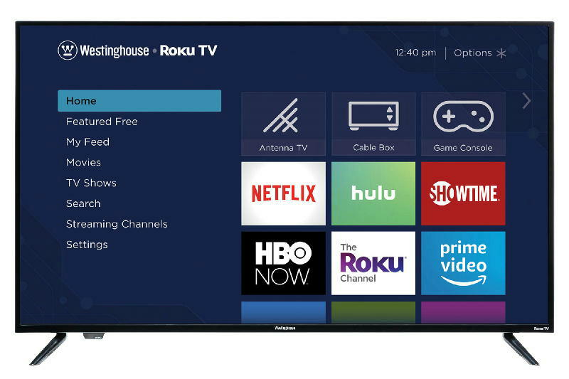 43 inch Full HD Roku TV