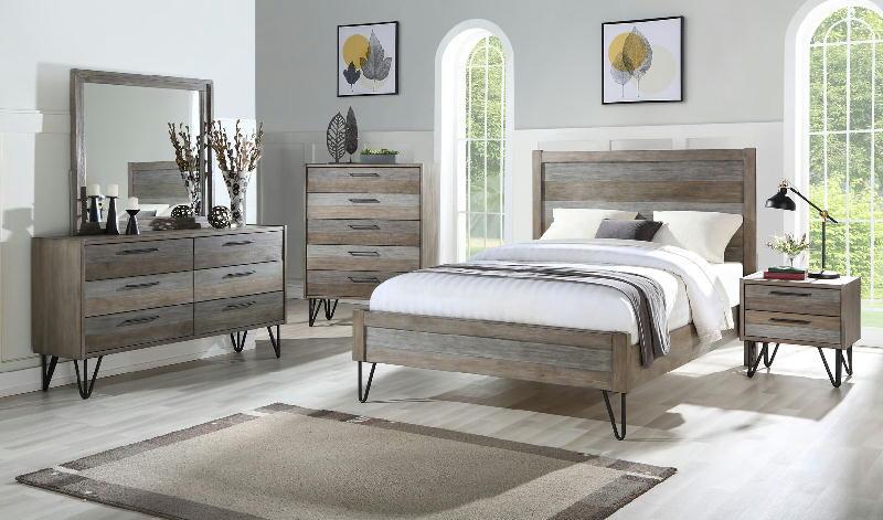 5 Pcs King Bedroom