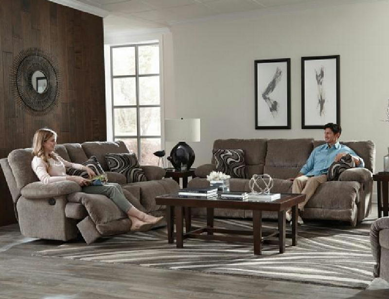 3pc Reclining Sectional