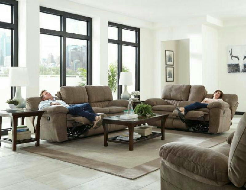PWR Lay Flat REC CON Loveseat