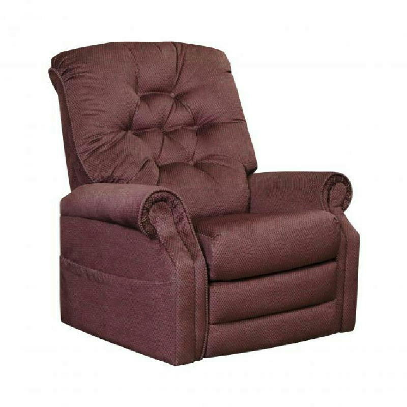 PWR Full Lay-Out Recliner