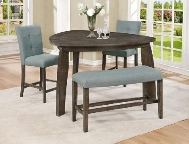 4pc table set wbench