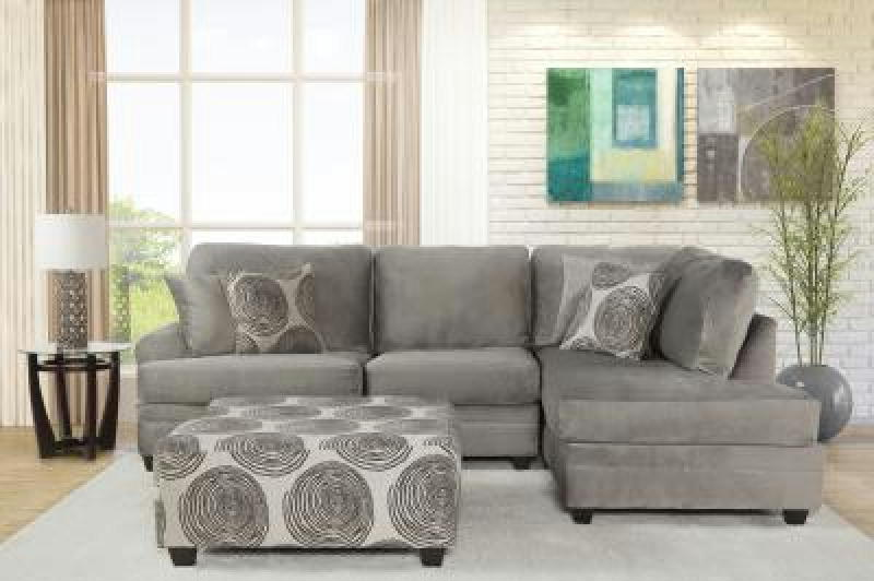 2 Pcs Sectional