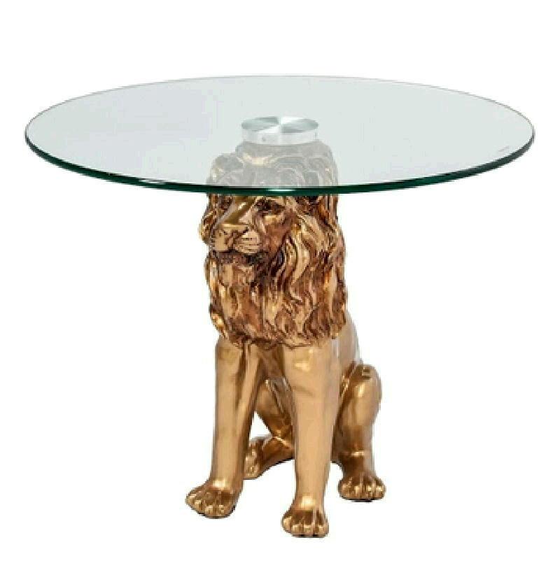 Lion End Table SPO