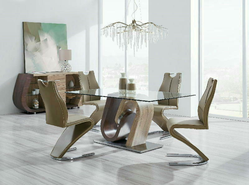 Rect Glass Table Top