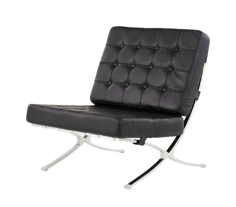 Accent Chair - Black