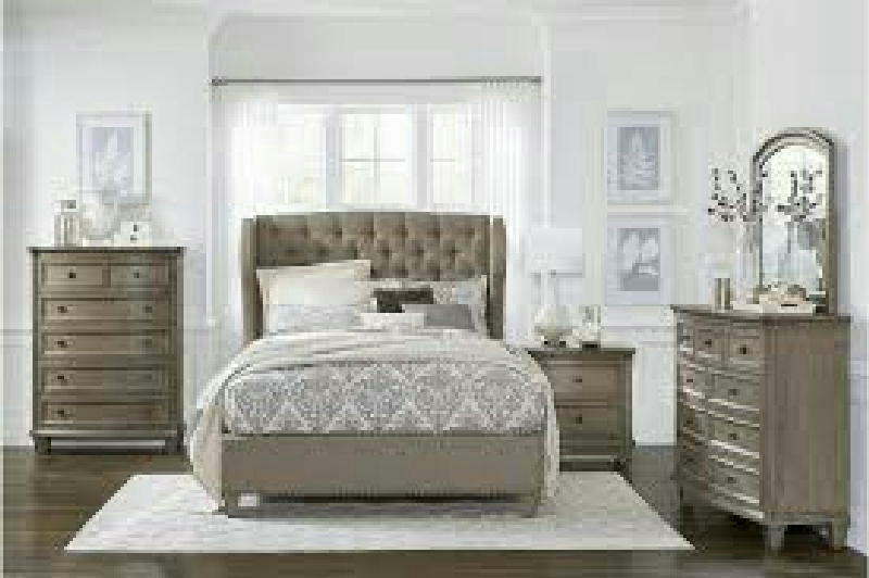 5 Pcs King Uph Bedroom
