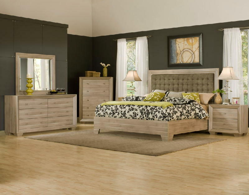 King Bed  DM  1Nightstand
